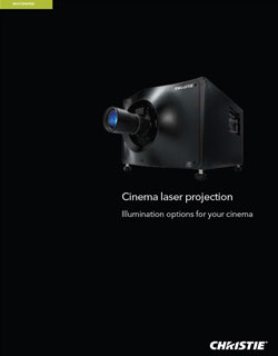 cinema projection whitepaper